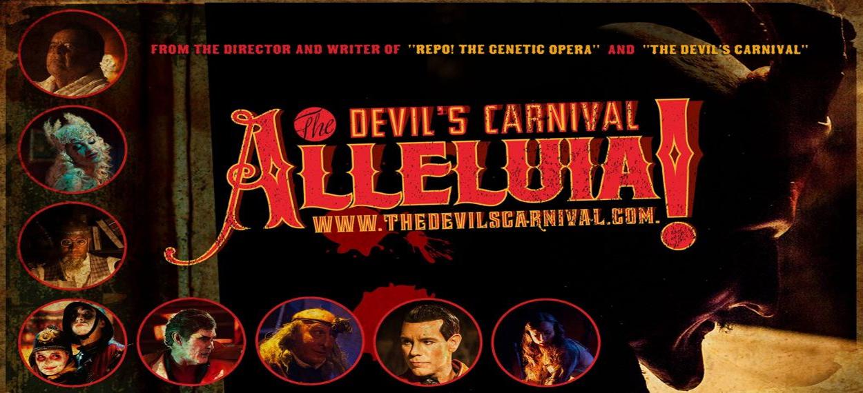 The Devil's Carnival: Alleluia