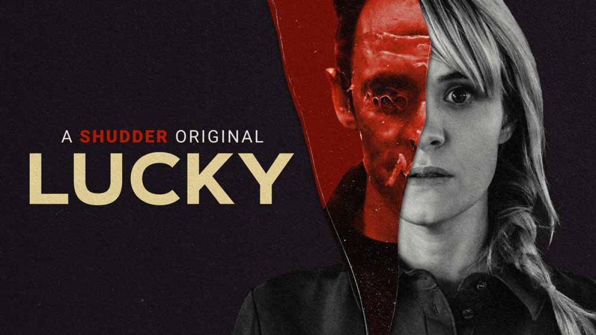 LUCKY is LIVE on SHUDDER!